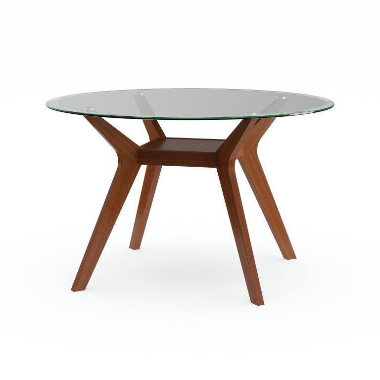 set meja makan modern
