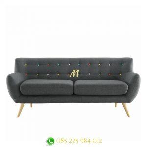 sofa retro terbaru diamond